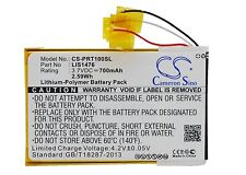 NEW Battery for Sony PRS-T1 PRS-T2 PRS-T3 1-853-104-11 Li-Polymer UK Stock
