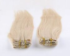 """15"""" 18"""" 20"""" 22"""" Lot Clip In 100% Real Remy Human Hair Extensions Full Head 7Pcs"""