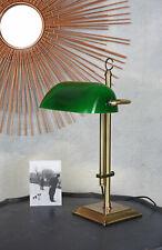 Bankerleuchte Jugendstil Bankerlampe Schreibtischlampe Tischlampe Büroleuchte