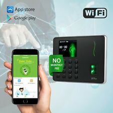 Employee Time Clock Attendance Machine Fingerprint Attendance for Small Business