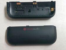 HTC ONE V T320e OEM Original Battery Door Back Cover Antenna Bottom - Black