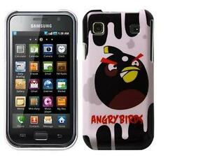 Cover Samsung i9000 Angry Birds NEW