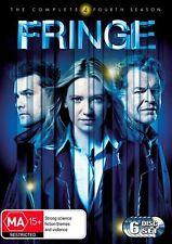 Fringe : Season 4 (DVD, 2012, 6-Disc Set)