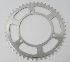 """T.A. Chainring 46T Track or Single Ref: 203 3/32"""" Vintage pista Bicycle NOS"""