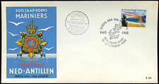 Netherlands Antilles 1965 Marine Corps FDC First Day Cover #C26592