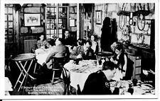 RPPC, Post Card, Coffee Shop, Old Talbott Tavern, Bardstown, KY