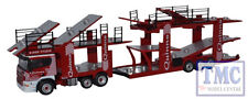 76SCT002 Oxford Diecast 1:76 Scale OO Gauge Scania Evo6 Car Transporter Quinns