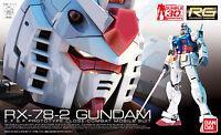 Gundam RG #01 Real Grade 1/144 RX-78-2 Prototype Close-Combat Mobile Suit Kit