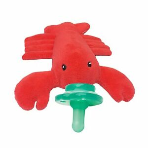 Paci Plushies Buddies - Adapts to Name Brand Pacifiers - Toy & Detachable Paci
