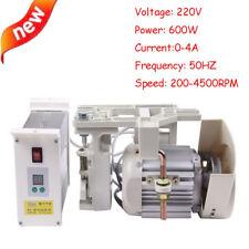 220V Sewing machine Energy-saving servo Motor For Industrial Sewing Machine 600W
