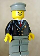 LEGO Classic Town Minifig Airline  Airport Pilot