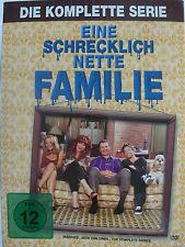 Eine schrecklich nette Familie - komplette Serie Staffel 1 - 11  Al Bundy Sitcom