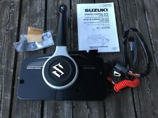 Suzuki Marine Outboard Side Mount Remote Control Box 67200-93J51