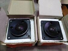 Isophon KM 11/135/8 Mid range vintage speaker drivers - rare NOS units