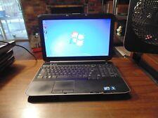 Dell Latitude E5520M Laptop - 2.20 GHz  2 GB 80GB #3093 WebCam Bluetooth
