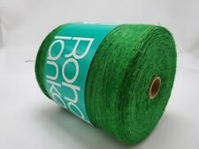 Rohdin Finnish Linen Weaving Yarn Dk. Green Rare No longer made.