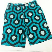 Loudmouth Gold Shorts Size 34
