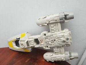 Vintage Star Wars Kenner 1983  Y-Wing Fighter