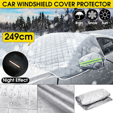 Car Cover Waterproof Sun UV Snow Dust Rain Resistant Protection Universal Fits