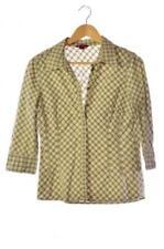 Karierte H&M Damenblusen, - Tops & -Shirts in Größe 42