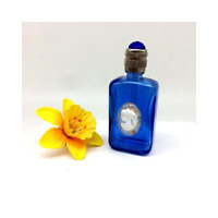 MINIATURE DE PARFUM COLLECTION CAMEE  SUR FLACON BLEU VIDE