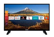 Telefunken XH32E411N 32 Zoll Fernseher - HD Ready Smart TV mit Triple-Tuner WLAN