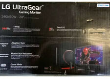 """LG 24""""Ultragear FHD IPS 144Hz HDR10 G-Sync Compatible Gaming Monitor 27GK65S"""