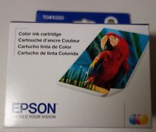 Epson Color Ink Cartridge T041020 Genuine OEM Sealed C62, CX3200 EXP092019 NEW