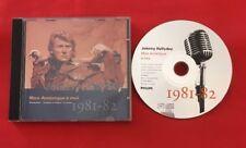 JOHNNY HALLYDAY 22 MON AMÉRICA MINA 1981-82 PHILIPS MUY BUEN ESTADO CD