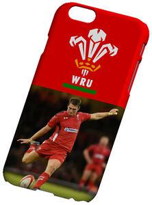 Wales Rugby - Dan Bigger Kicking phone cover