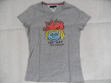 TOMMY HILFIGER K. Haring T-Shirt Cat Hat grau Gr. 164 TOP ST818