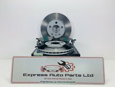 BMW 3 Series MSPORTS 2003-2013 Front Brake Disc and Pads Set *BRAND NEW*