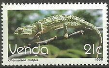 Venda - Freimarke: Reptilien postfrisch 1990 Mi. 208