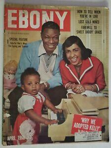 1960 Ebony Magazine Nat King Cole Jesse Owens Hitler Snub Germany