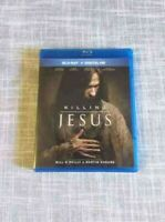 Killing Jesus (Blu-ray Disc, 2015) Like New condition