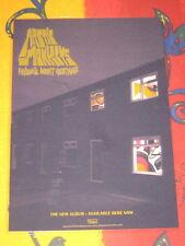 ARCTIC MONKEYS - FAVOURITE WORST NIGHTMARE -  LAMINATED PROMO POSTER