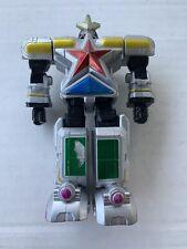 "Power Rangers Super Zeo Megazord 1996 Bandai 5"" Action Figure"