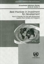 How to Integrate Fdi in the Skills Development Process: Lessons from Canada and