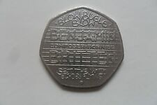 Benjamin Britten 2013 - 50 pence coin
