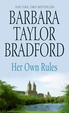 Barbara Taylor Bradford / Her Own Rules 1997 Romance Mass Market