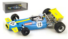 SPARK s3508 BRABHAM BT33 # 12 Winner South African GP 1970-JACK BRABHAM 1/43