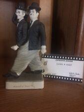 Laurel And Hardy Figurine
