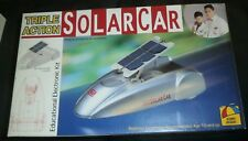 OWI Triple Action Solar Car Educational Electronic Kit new ages 10 +