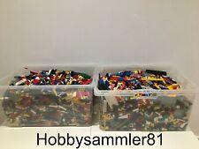 Lego 1 kg Steine Platten Sondersteine Basic bunt Kiloware gemischt Konvolut