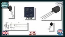 5x 2SK170 -BL K170BL N-FET Transistor 40V TO-92