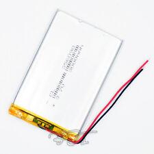 Batería recargable de Li-polímero 3.7 V 3000 mAh 356090 para Tablet PC de energía móvil