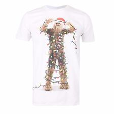 STAR WARS Christmas T-Shirt - S,M,L,XL,XXL Tee Official Licensed