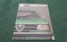Alfa Romeo 1300 Paper Car Manuals and Literature
