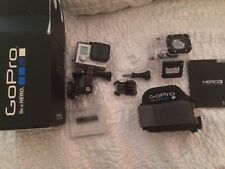 go pro hero 3 white and accessories