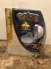 Pokemon 20th Anniversary Jirachi Limited Edition Figure Tomy Brand New